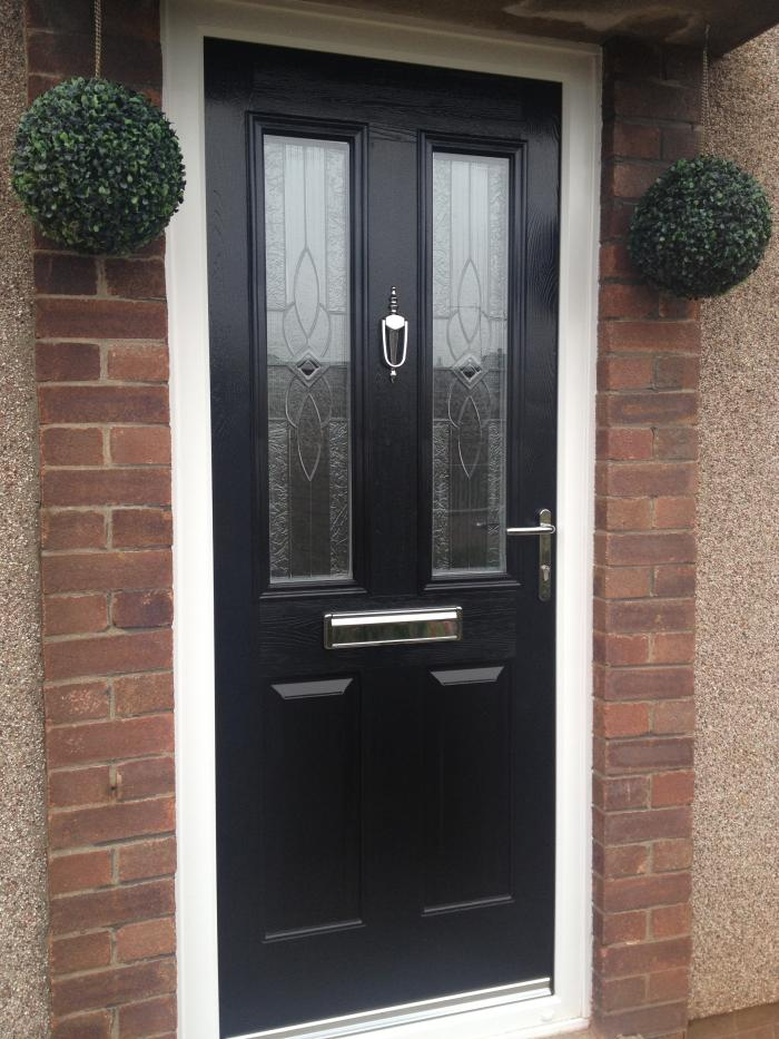 Composite doors installed in newport cwmbran gwent for Composite windows