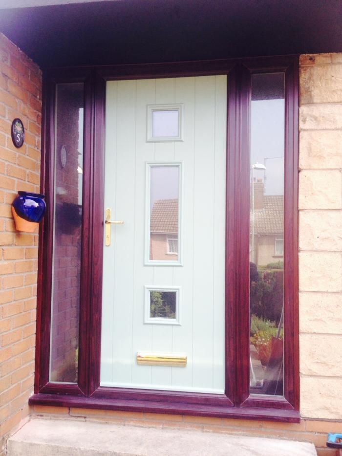 Composite Doors Installed In Newport Cwmbran Gwent