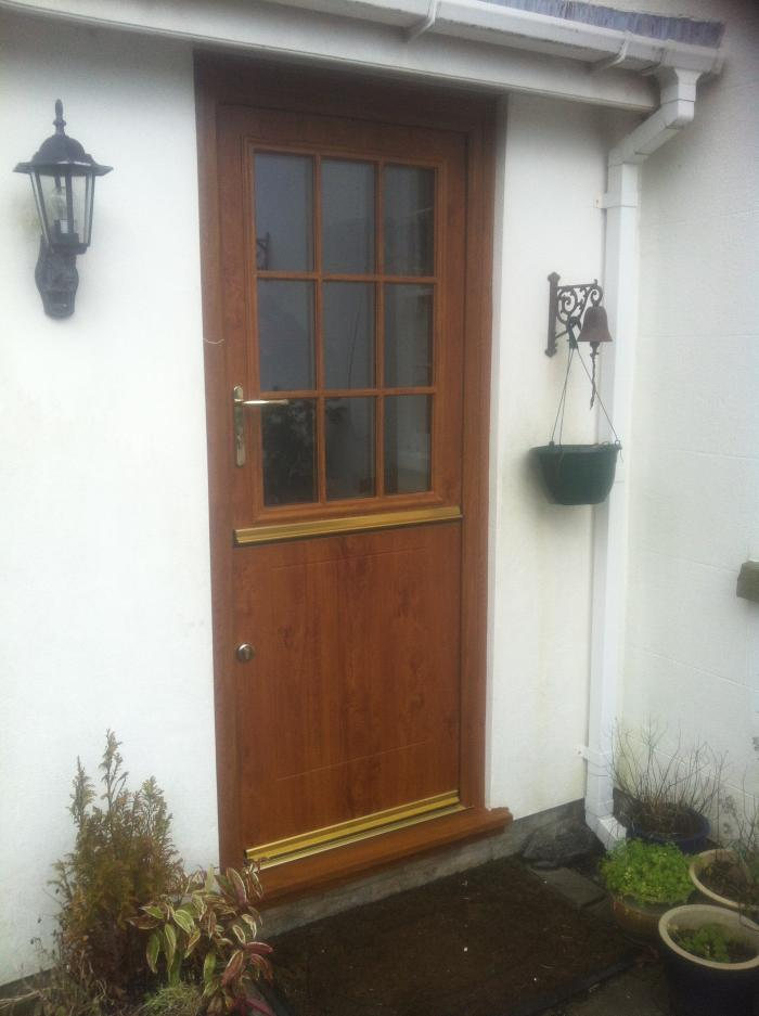 Composite Doors Installed In Newport Cwmbran Gwent