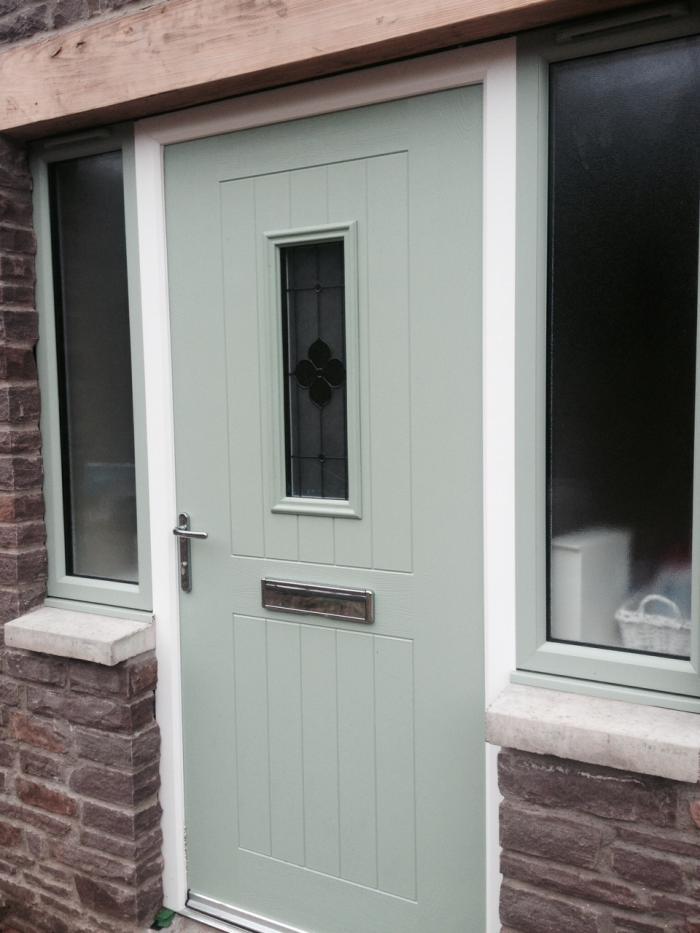 Composite doors installed in newport cwmbran gwent for Window door company